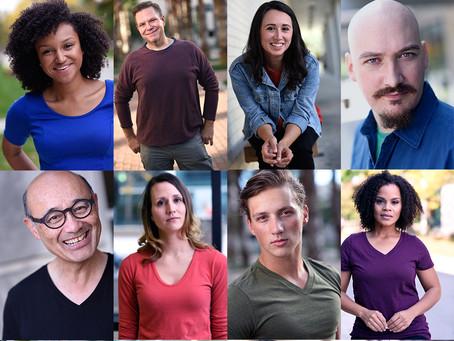 One for the Road: University Theater Programs + The Bennington Headshot