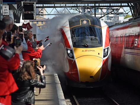 LNER launches Azuma