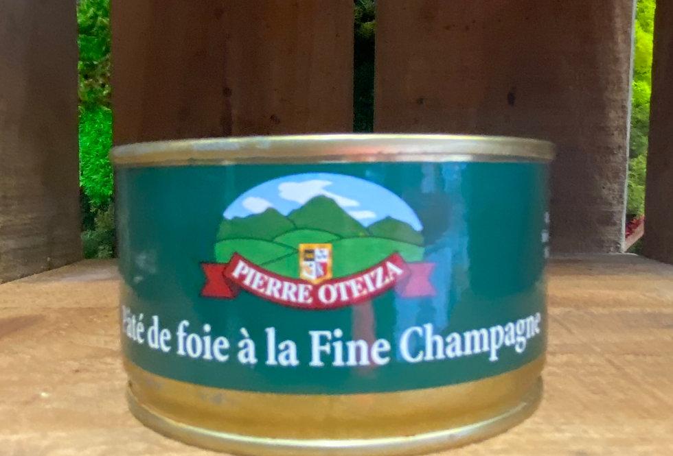 Pâté à lafine champagne 190g
