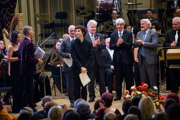 Photo Credits: JM International Conducting Competition