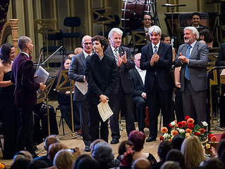 Orquesta de Rumania premia a músico de la UNAL (National University of Colombia)