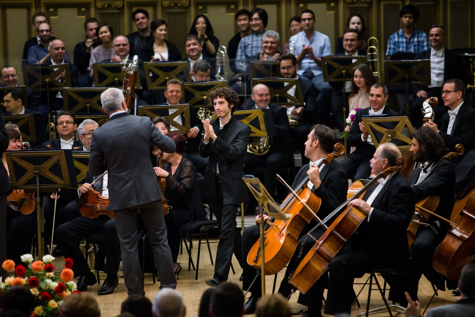 Photo Credits: JM International Conducting Competition