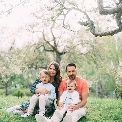 Familjefotografering i Källslätten