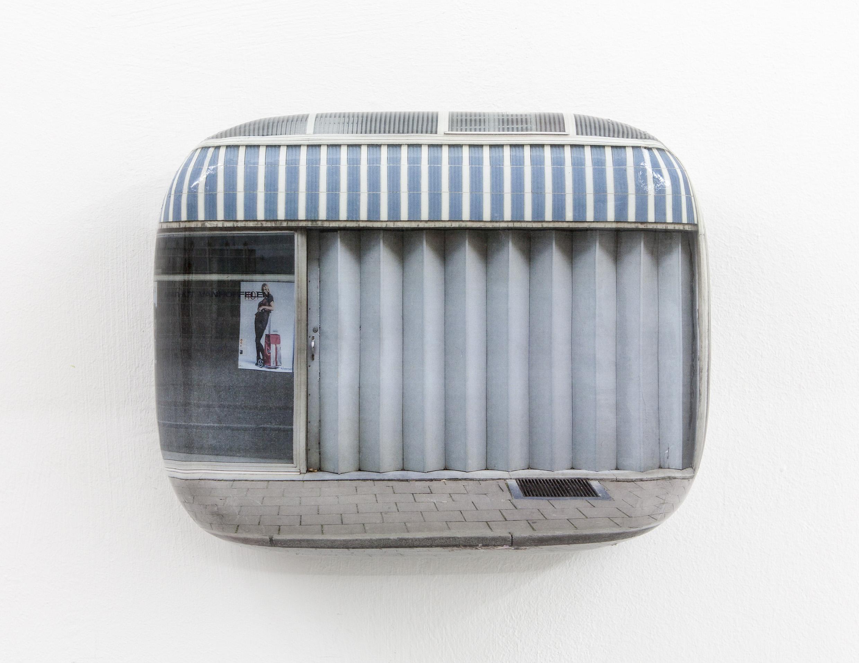 Fassade 308 (Falttür), 2017