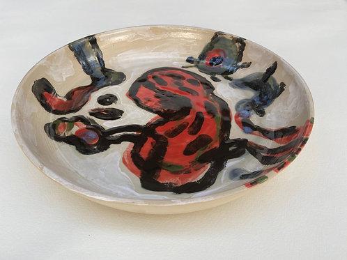 Albert Pepermans ' Plate'