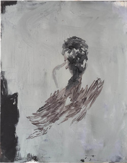 Selfportrait with wings