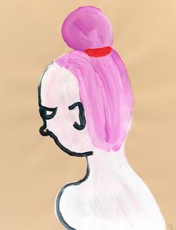 Pink Ballerina, 2021