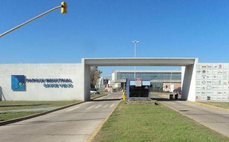Entrada al Parque Industrial de Sauce Viejo en Santa Fe Capital