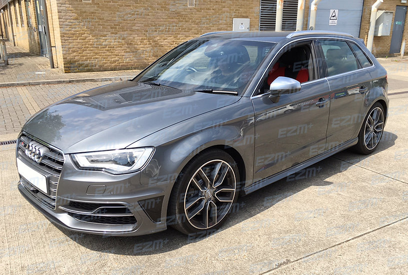 EZM Side Bumper Vent Decals x 2 for Audi S3 8V