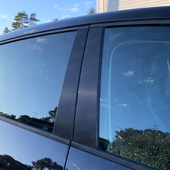 EZM Door Pillar Overlays for Seat Leon MK3 / MK3.5 Models