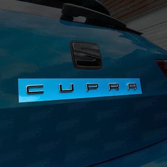 EZM CUPRA Badge Overlays for Seat Leon MK3 / MK3.5 Cupra