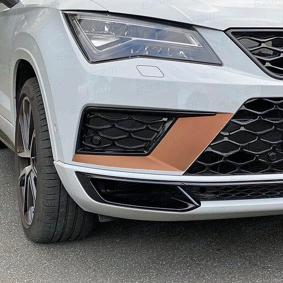 EZM Front Bumper Scoop Decals x 2 for Cupra Ateca MK1