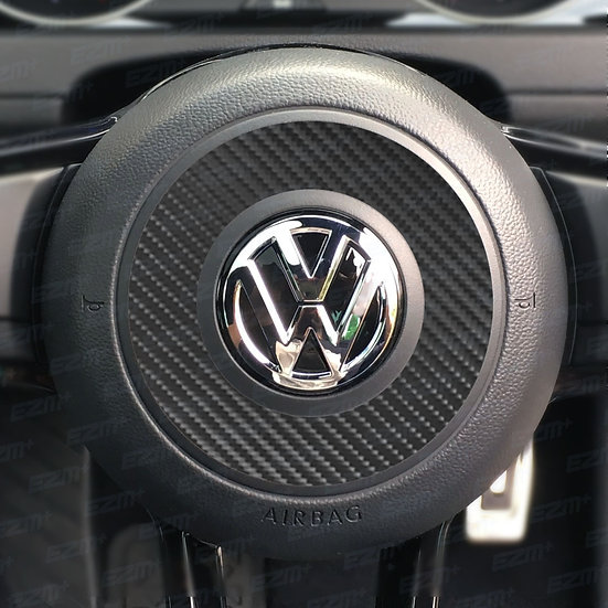 EZM Steering Wheel Ring Decal for VW Golf MK7 / MK7.5 Models