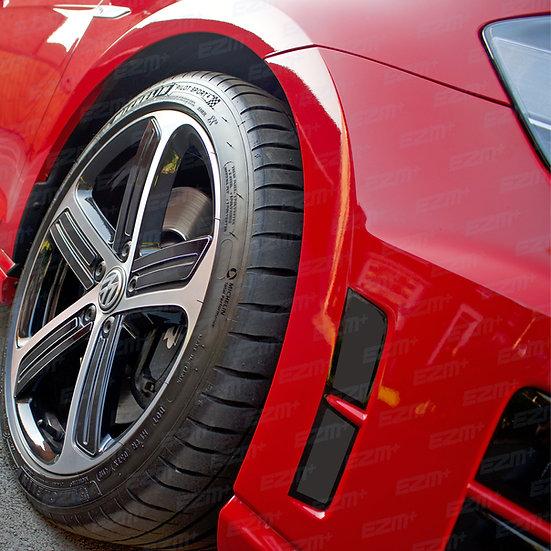 Bumper Vent Insert Decals x 2 for VW Golf MK7