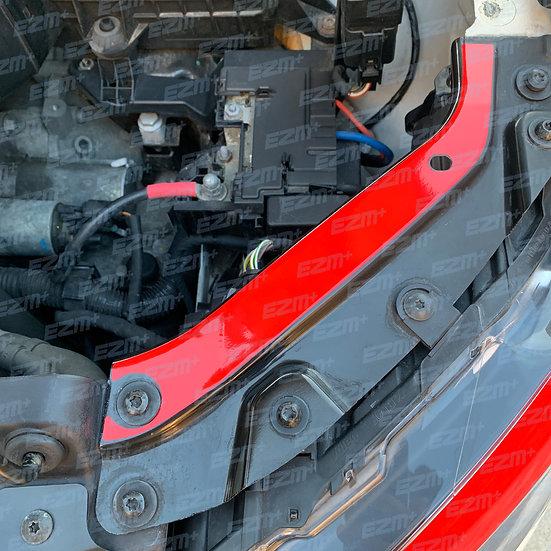 EZM Headlight Brace Decals for VW Polo MK5 6R & 6C (Facelift) GTI