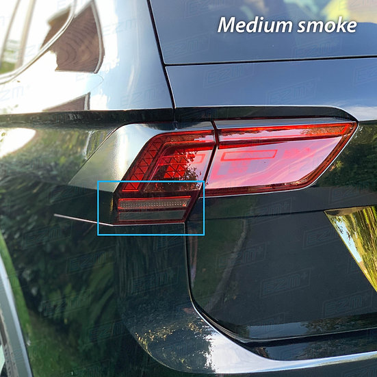 EZM Tail Light Tints for VW Tiguan MK2 (5N)