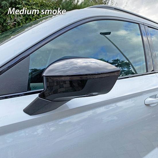 EZM Wing Mirror Indicator Strip Tints x 2 for Cupra Ateca MK1