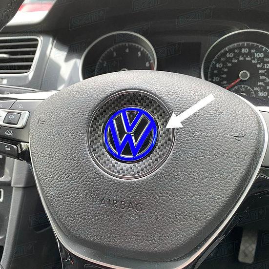 EZM Steering Wheel Ring Decal for VW Golf MK7.5 TSI / TDI