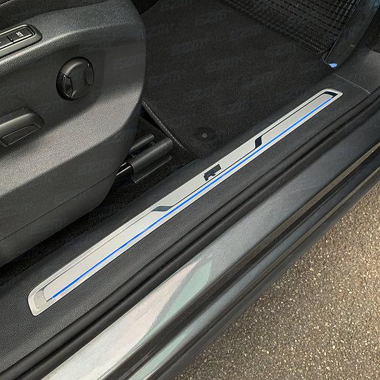 Interior Door Light Strip Overlay Set for VW Tiguan MK2 (5N) R-Line