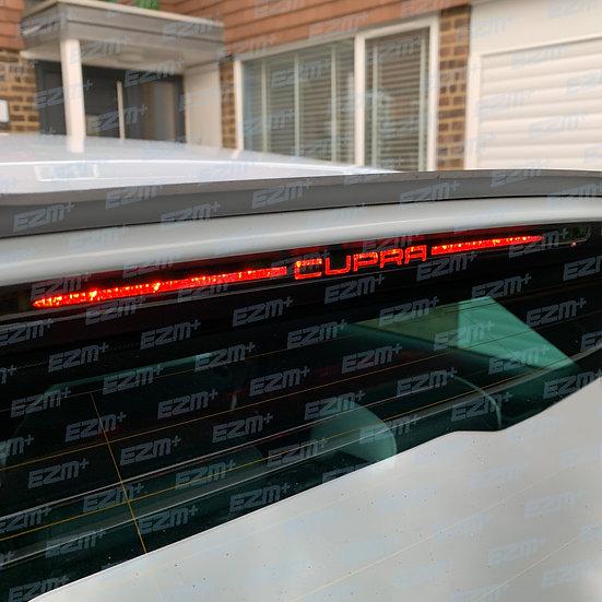 EZM Brake Light Decal for Seat Leon MK3 / MK3.5 Cupra