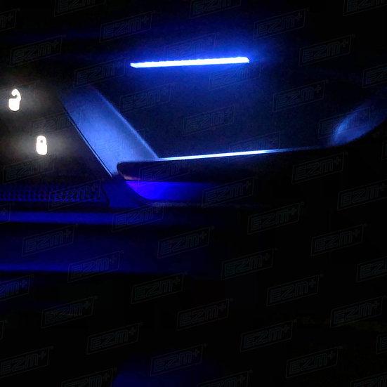 EZM Door Latch Light Overlays x 4 for VW Tiguan MK2 5N Models