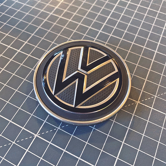 EZM VW Overlay Decals x 4 for 65mm VW Wheel Caps