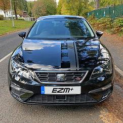 Seat Leon MK3 MK3.5 - Bonnet Stripes1.jp