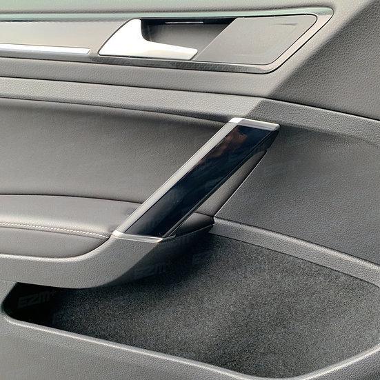 EZM Interior Door Handle Overlays for VW Golf MK7 / MK7.5 Models