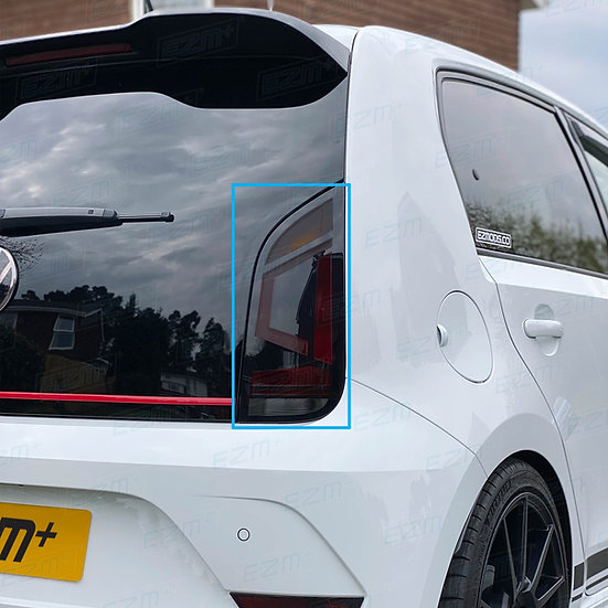 EZM Tail Light Transparency Tints for VW Up GTI