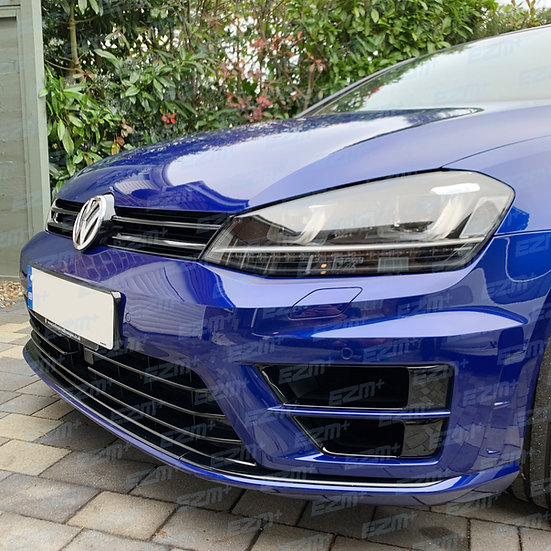 Fitting Service - Front Grille Dechrome For VW Golf MK7 R