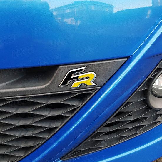 EZM FR Inlays for Seat Ibiza FR Badges