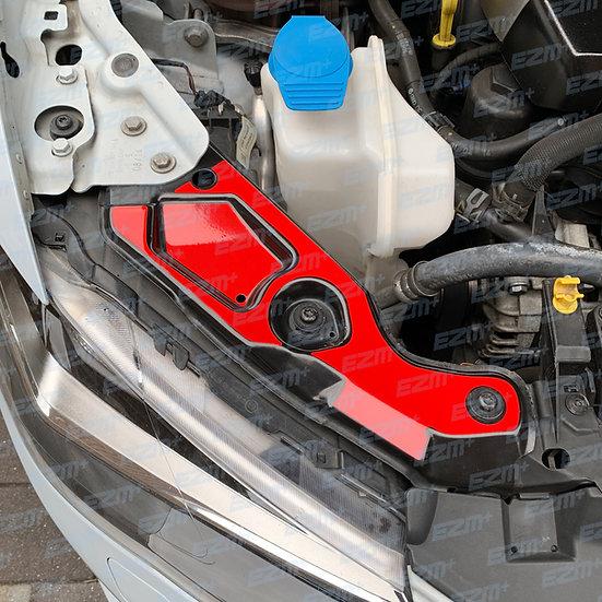 EZM Headlight Brace Decals for Seat Leon MK3 / MK3.5 Models