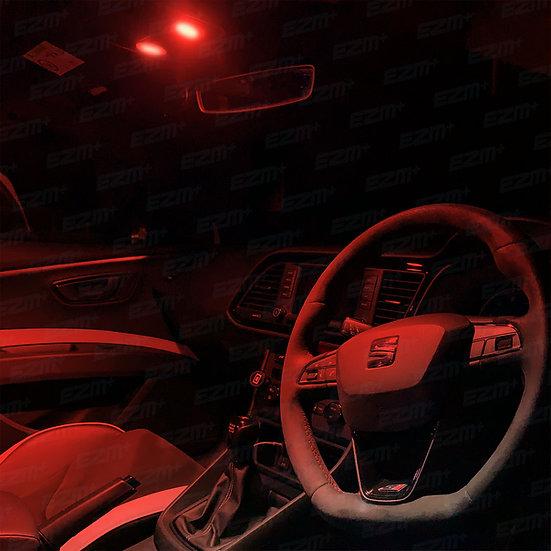 EZM Interior Light Overlays for Seat Leon MK3 / MK3.5 Cupra / FR