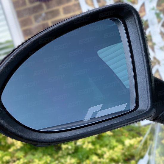 Racingline Frosted Wing Mirror Decals x 2