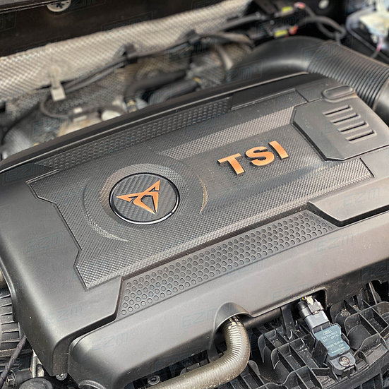 EZM Engine Cover Decals for Cupra Ateca MK1