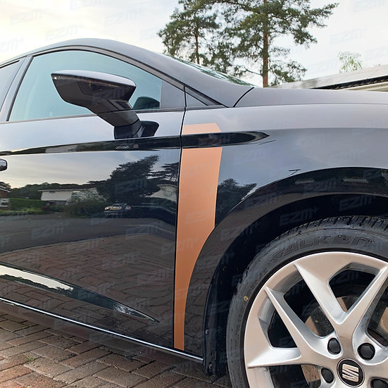 EZM Wheel Arch Decals for Seat Leon MK3 / MK3.5 Facelift Models