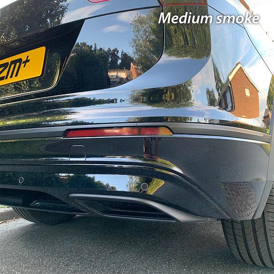 EZM Reflector Tints x 2 for VW Tiguan MK2 (5N)