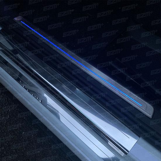 Interior Door Light Overlay Set for VW Golf MK7 / MK7.5 GTD