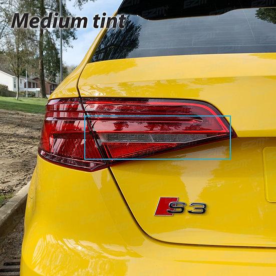 EZM Tail Light Tint Strips x 2 for Audi S3 8V Facelift