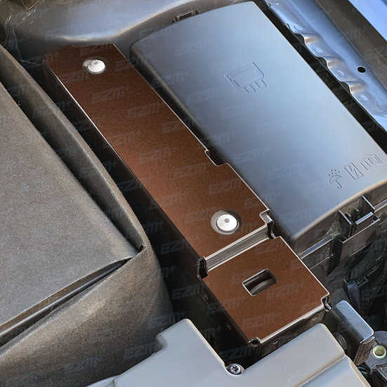 EZM Manual ECU Cover Decals for Seat Leon MK3 / MK3.5 Models