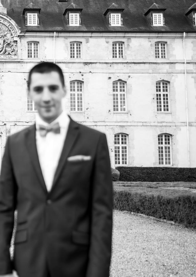 reportage mariage Versailles