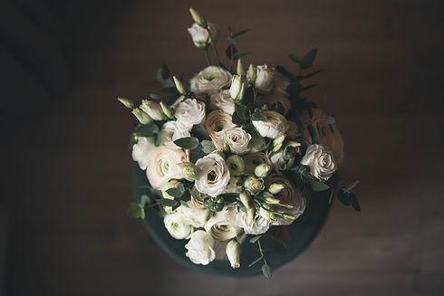 photo bouquet de mariée