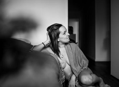 Portrait thérapie - Le déclic