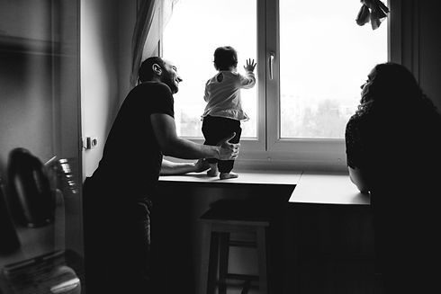 séance bébé lifestyle