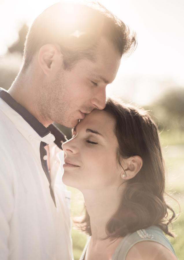 séance couple engagement