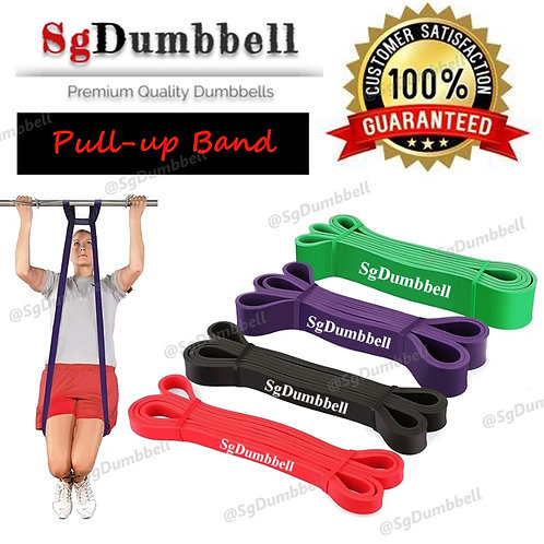 Pull up assist resistance bands
