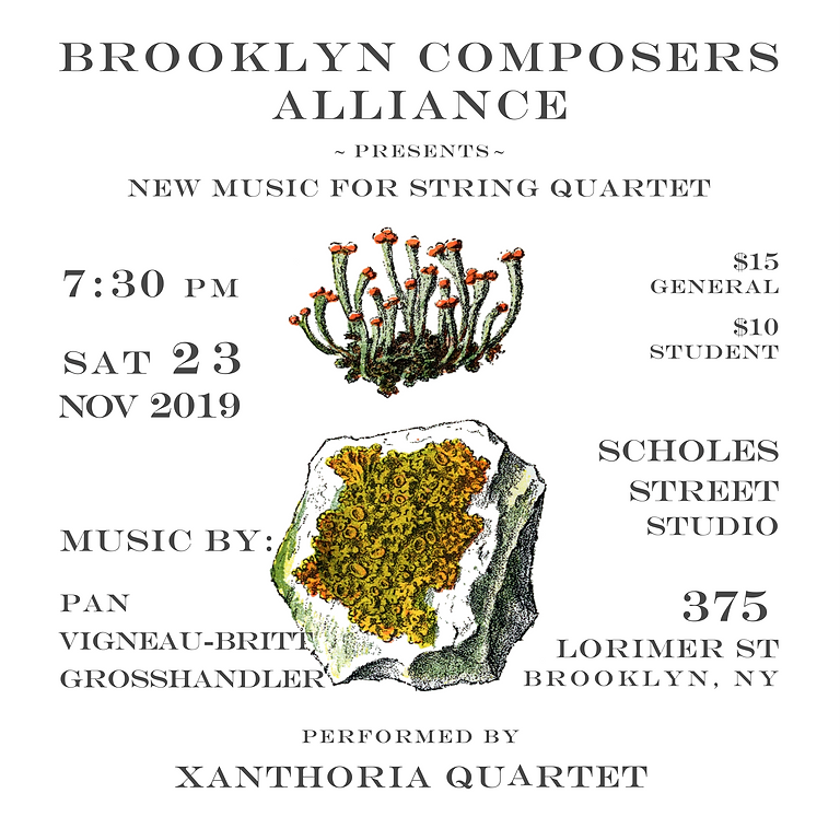 String Quartet Premiere