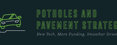 Smoother streets on the way with new strategic plan for pavement and pothole repairs