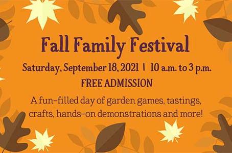 Kansas City Community Garden Fall Family Festival Is Back!