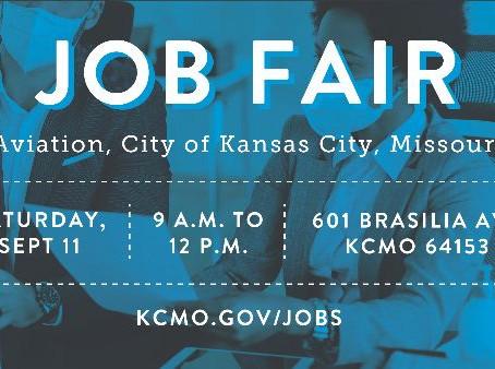 Job Fair: Aviation, City of Kansas City, Missouri
